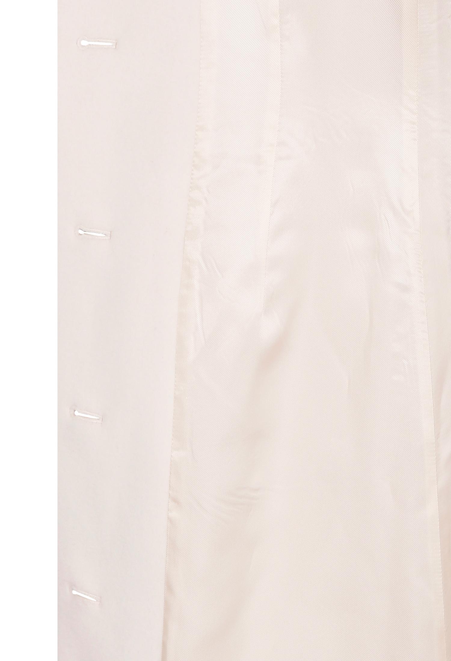 밍크 칼라 벌룬핏 캐시미어 코트 (IVORY)