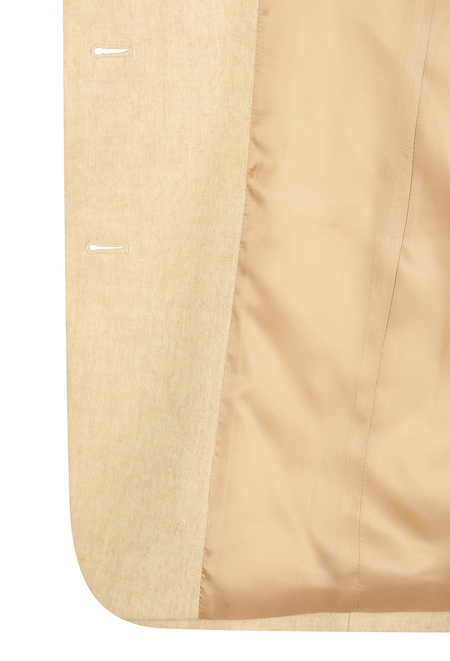 울 캐시미어 소매 롤업 자켓 (LIGHT/BEIGE)