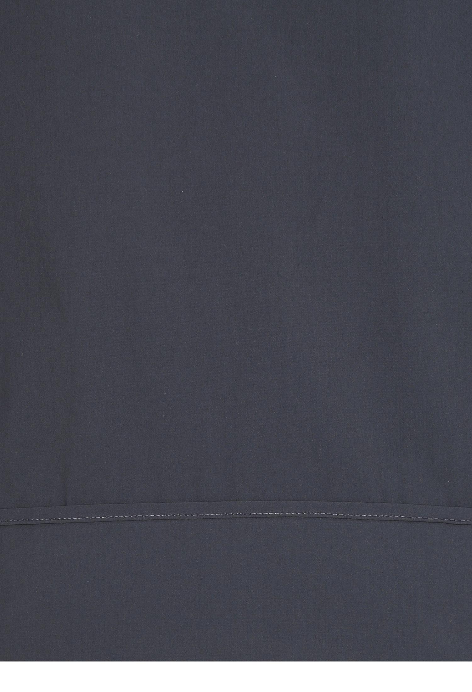 링 디테일 언발 셔츠 원피스 (GREY)