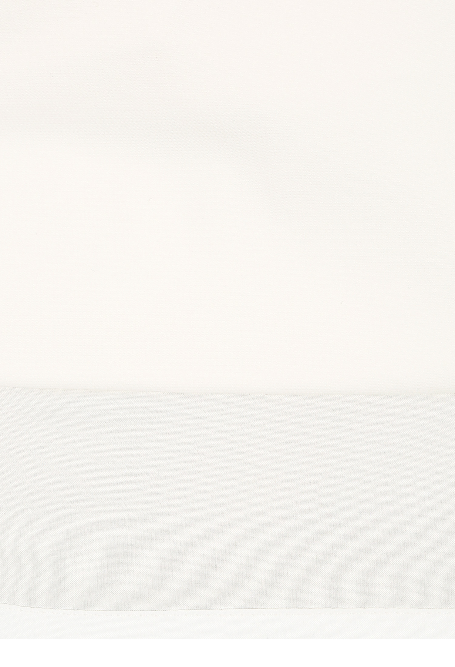 버튼 포인트 H라인 슬릿 스커트 (WHITE)