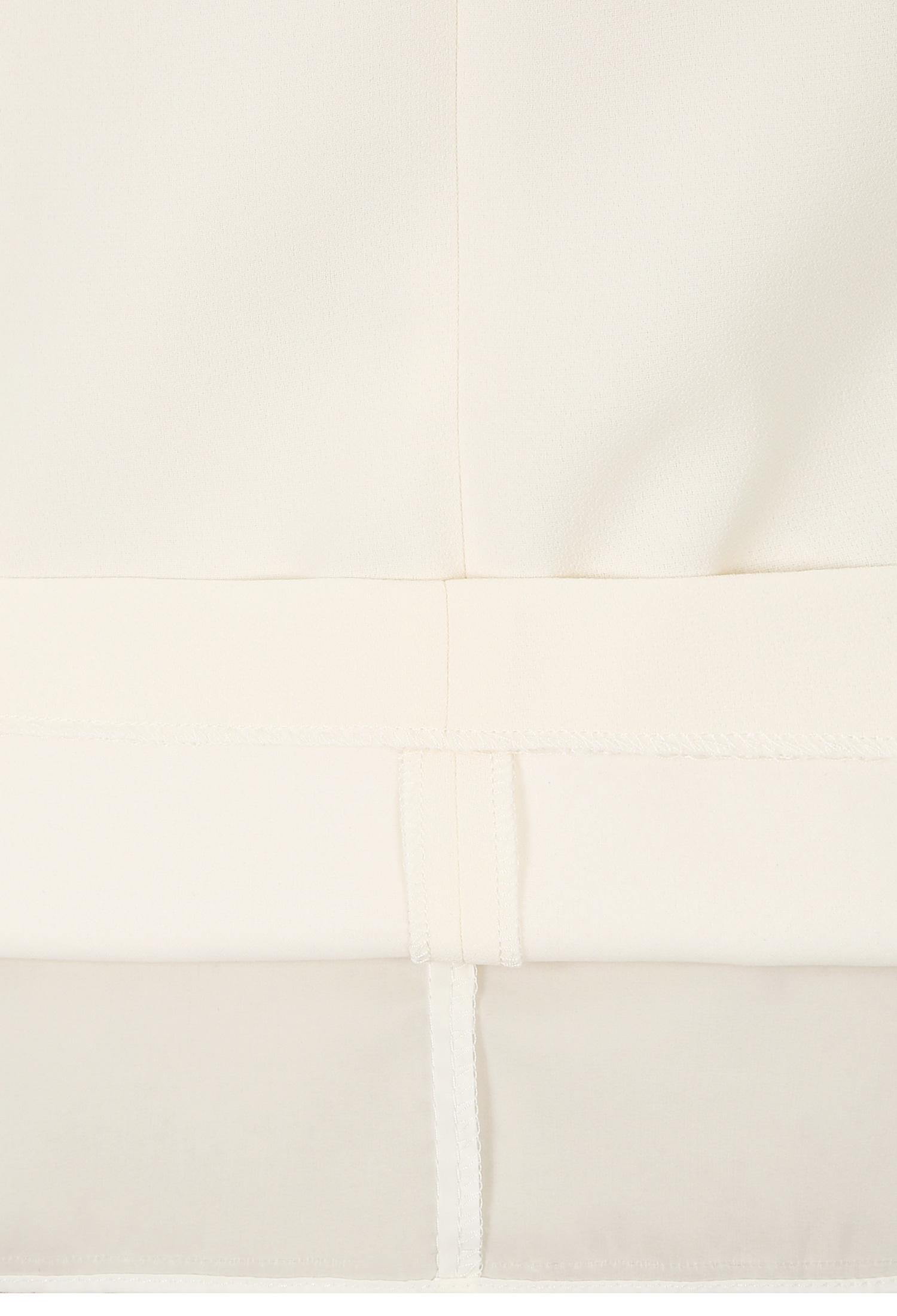 컬러 라인 펜슬 원피스 (IVORY)