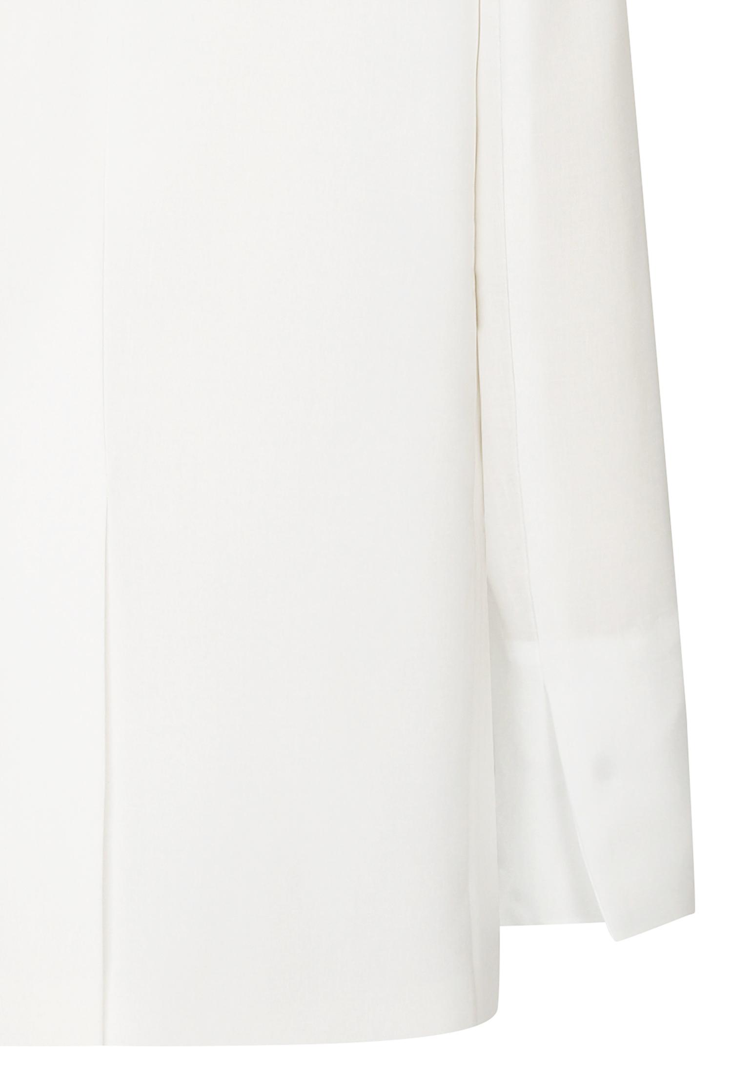 롤업 슬리브 테일러드 자켓 (WHITE)