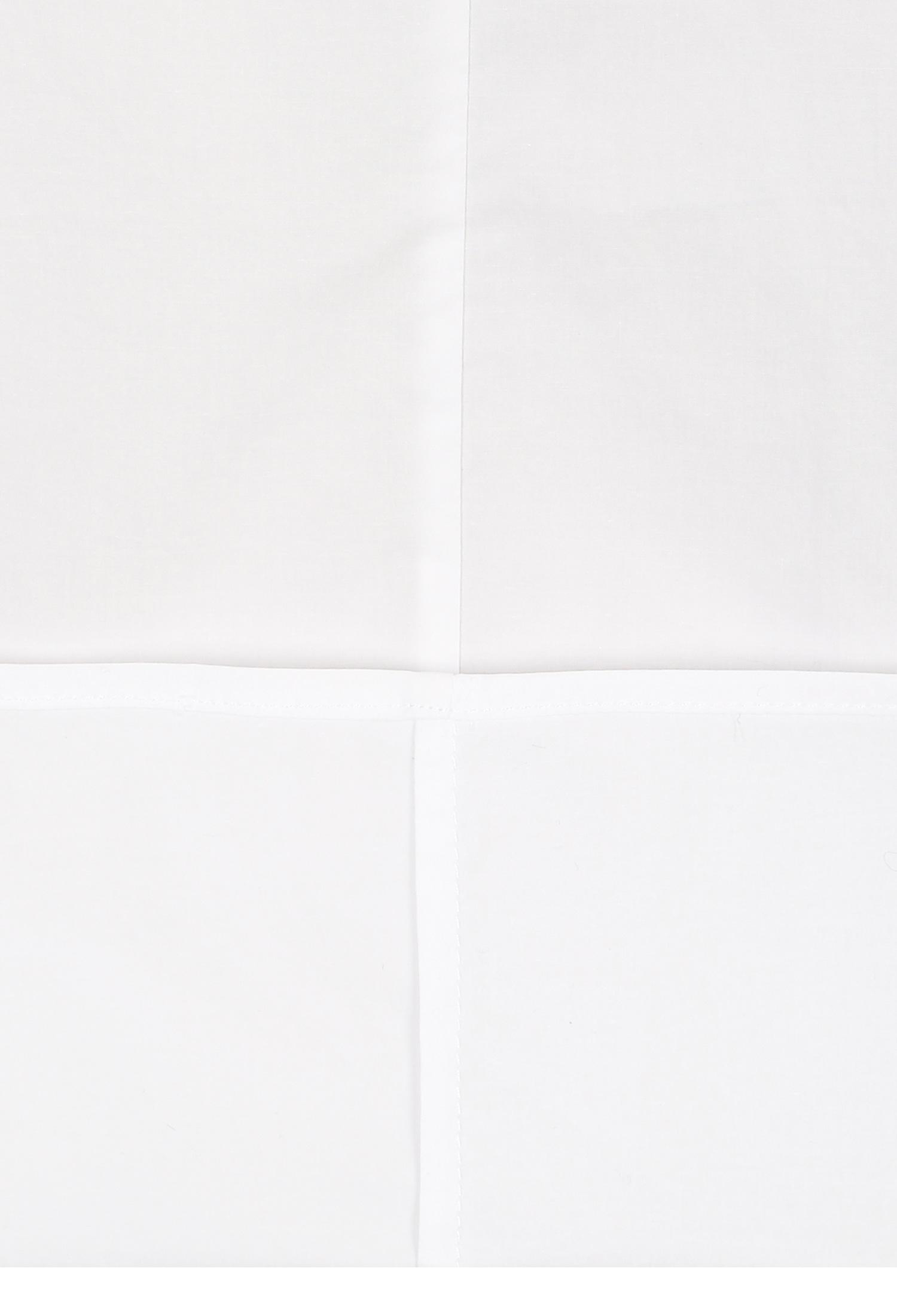 펀칭 와이드 칼라 퍼프 블라우스 (WHITE)